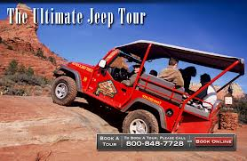Red Rock Western Jeep Tours